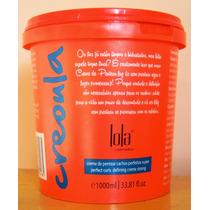 Creme De Pentear Creoula 1 Kg Lola Cosmétics