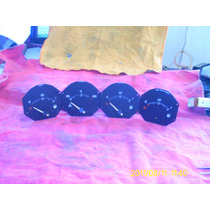 Marcadores De Combustivel E Temperatura Do Gol Bola