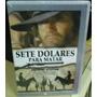 Dvd Sete Dólares Para Matar - C/ Anthony Steffen Lacrado