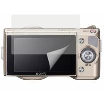 Kit Película Protetora Clarivue Sony Nex3 Nex-3 Nex5 Nex-5