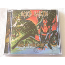 Iced Earth Days Of Purgatory Cd Metallica Iron Maiden Slayer