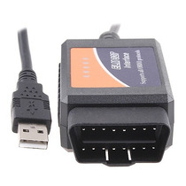 Scanner Diagnostico Automotivo Interface Elm 327 Obd2 Usb