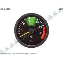 Contagiro 12v 3000 Rpm 100mm 0366a 88/...