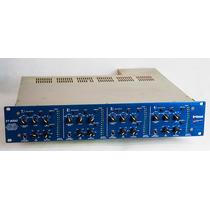 Hot Sound Vt4000 Preamp Valvulado Para Microfone 4 Canais