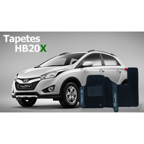 Tapete Personalizado Carpete Hyundai Hb20x
