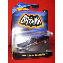 Batman Batmobile 1966 Tv Series 1:50 Hotwheels Bonellihq