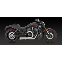 Vance & Hines V-rod Competition Series 2-into-1 / 75-113-4