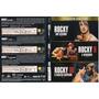 Dvd Coleção Sylvester Stallone - Rocky 1 Ao 6 [2 Discos]