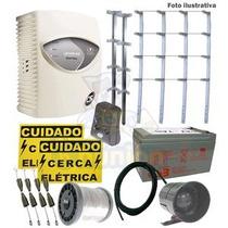 Instalação Cerca Elétrica, Alarmes, Câmeras, Interfone Etc..