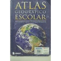 Livro: Atlas Geográfico Escolar - Ibep