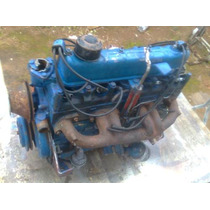 Motor D Maverick 6cc, Serve P/jeep,f75, Rural, Usado-r$1490,
