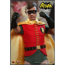Hot Toys 1/6 Mms219 Batman 1966: Classic Robin Burt Ward