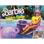 Pedalinho Da Barbie - Mattel - Splash Cycle Bike - Raro