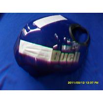 Capa Do Filtro De Ar Da Buell 12 E Xb 9 Nao Tenho Mas Azul