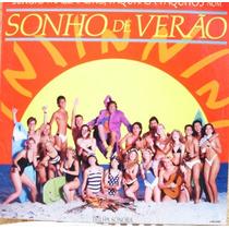 Lp Sergio Mallandro, Paquitas, Paquitos - Sonho De Verão 90