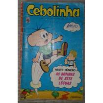 Gibi Cebolinha Nº 11 Ano 1 - 1973 - Abril