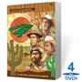 Box Dvd Grande Sertão Veredas (4 Dvd
