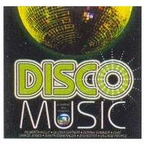 Cd Disco Music - O Melhor Das Novelas Frete Gratis