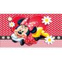 Big Painel De Festa Minnie Mouse Disney - 2x1,50
