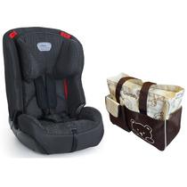 Cadeira De Auto Reclinável Poltrona Carro 9 À 36kg Burigotto