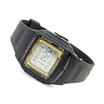Relógio Cásio Db 36 Unisex Serie Ouro Data Bank 30tel Db36