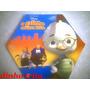 Álbum De Figurinhas O Galinho Chicken Little - Falta 1 Fig.