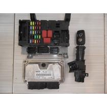 Kit Módulo De Injeção Fiat Idea 0261s04790
