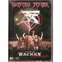 Dvd + Cd Twisted Sister - Live At Wacken The Reunion Original