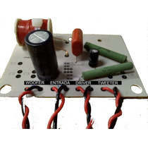 Divisor De Frequencia 3 Vias Suporta 450 Watts Rms 6db/8ª