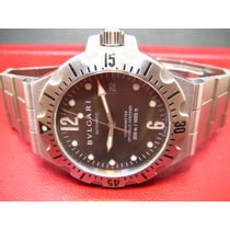 Bulgari Diagono Professional Scuba 40 Mm.