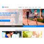 Template Site Html Para Esportes, Personal, Yoga, Saúde