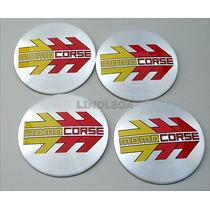 Emblemas Centro Rodas Momo Corse Ferrari Rodas Novos!