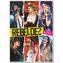 Rebeldes -ao Vivo Record -dvd Original Novo Lacrado Confira!