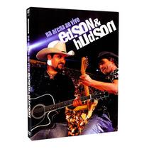 Edson & Hudson - Na Arena Ao Vivo - Dvd + Cd Original Novo