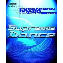 Placa De Expansão Roland Srx-05 Supreme Dance