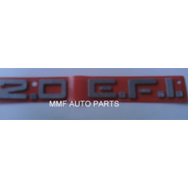 Emblema 2.0 E.f.i. (lat.monza/astra/kadett/vectra)-mmf Auto.