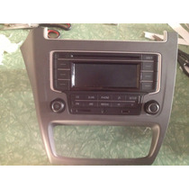Radio Cd Original Vw Novo Fox 2014 - Mp3 Usb Sd Bluetooth