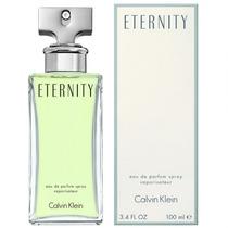 Perfume Eternity Fem 100 Ml (calvin Klein) - Kiss Perfumaria