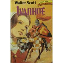 Lv.ivanhoé Walter Scott(frete Grátis)
