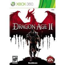Dragon Age Ii (age 2) Classics - Xbox 360 (novo Lacrado)