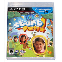 Start The Party! - Ps3 - Americano - Lacrado