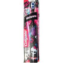 Escova De Dentes Eletrica Infantil Monster High- Crcvariedad