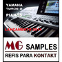 Samples Pianos Tyros 2 Kontakt + Brindes + Envio Download
