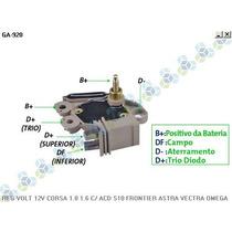 Regulador De Voltagem Astra 1.8 2.0 99/... 14v - Gauss