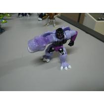 Transformers Grimlock Modelo 5 Animated Em Latex, Raro !!!