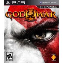 God Of War 3 Ps3 Lacrado Em Portugues