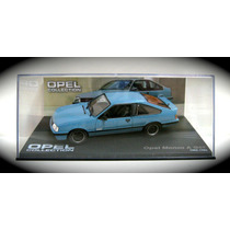 Gm Opel Monza Hatch 1:43 Chevrolet Minichamps