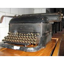 Maquina De Escrever Smith & Corona -frete Grátis