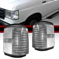 Lanterna Dianteira Pisca F1000 92 A 97 Cristal