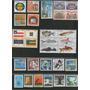 Brasil - 150 Selos Novos, Diferentes Absolutamente Novos -